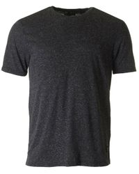Levi's | Black Either Or Crew Neck for Men | Lyst