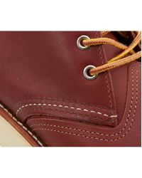 Red Wing - Multicolor Heritage Work Chukka Boots for Men - Lyst