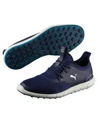 PUMA - White Ignite Spikeless Sport Men's Golf Shoes for Men - Lyst