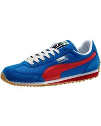 PUMA | Blue Whirlwind Classic Men's Sneakers for Men | Lyst