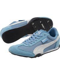 PUMA - Blue 76 Runner Mesh Women's Sneakers - Lyst