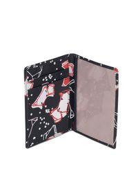 Radley - Blue Speckle Dog Passport Cover - Lyst