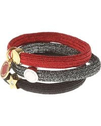 Marc Jacobs - Red Womens Jewelry - Lyst