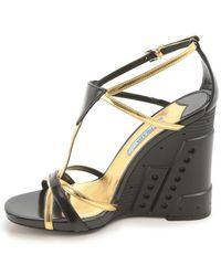 Prada - Metallic Shoes For Women - Lyst