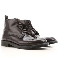 Green George - Brown Boots For Men for Men - Lyst