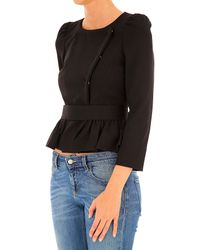 Patrizia Pepe - Black Clothing For Women - Lyst