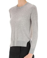 Marc Jacobs - Gray Sweater For Women Jumper On Sale - Lyst