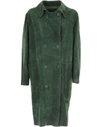 Golden Goose Deluxe Brand - Green Clothing For Women - Lyst