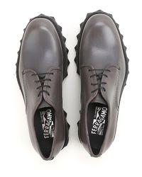 Ferragamo Multicolor Shoes For Men for men