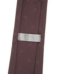 Dior - Red Ties On Sale for Men - Lyst