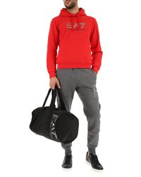 Emporio Armani - Gray Clothing For Men for Men - Lyst