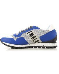 Dirk Bikkembergs - White Sneakers For Men On Sale In Outlet for Men - Lyst