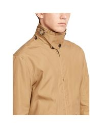 Polo Ralph Lauren - Multicolor Water-resistant Cotton Jacket for Men - Lyst