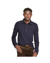 Polo Ralph Lauren | Blue Stretch Merino Wool Sweater for Men | Lyst