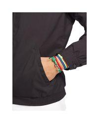 Polo Ralph Lauren - Black Bi-swing Windbreaker for Men - Lyst