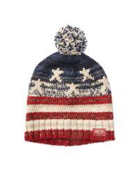 Denim & Supply Ralph Lauren | Blue Flag Wool-blend Hat for Men | Lyst
