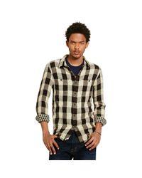 Denim & Supply Ralph Lauren - Multicolor Double-faced Cotton Shirt for Men - Lyst