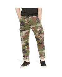 Denim & Supply Ralph Lauren   Green Slim-fit Cargo-chinohose for Men   Lyst