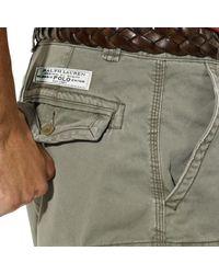 Polo Ralph Lauren - Green Gellar Classic Cargo Short for Men - Lyst
