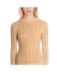 Polo Ralph Lauren - Natural Julianna Sweater - Lyst