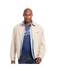 Pink Pony - Natural Bi-swing Windbreaker for Men - Lyst