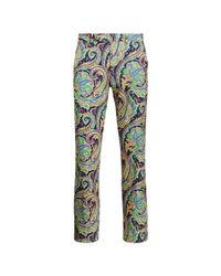 Ralph Lauren Multicolor Tailored Fit Stretch Golf Pant for men