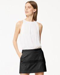 Ramy Brook - Black Kacey Skirt - Lyst