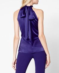 Ramy Brook - Purple Paige Top - Lyst