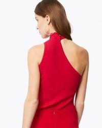 Ramy Brook - Red Portia Sweater - Lyst