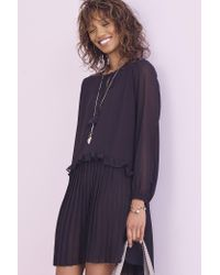 Rebecca Minkoff - Black Morrison Dress - Lyst