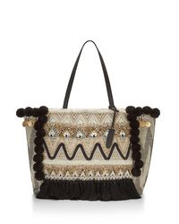 Rebecca Minkoff | Multicolor Marissa Baby Bag - Rio Stripe | Lyst
