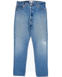 Re/done - Blue No. 2727hrac1110432 - Lyst