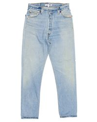 Re/done | Blue No. 25hrac183180 for Men | Lyst