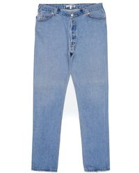 Re/done - Blue No. 2929ss180626 - Lyst