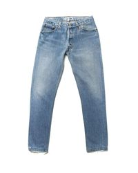 Re/done - Blue No. 25ss128696 - Lyst