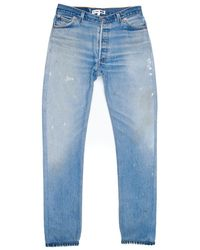 Re/done - Blue No. 25ss176334nd - Lyst