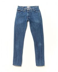 Re/done - Blue No. 25ss11670 - Lyst