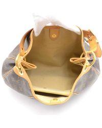 Louis Vuitton - Brown Galliera Pm Monogram Canvas Shoulder Bag - Lyst