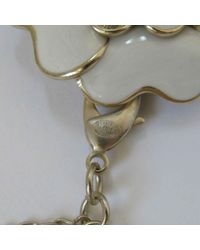 Chanel - White Sautoir ; - Lyst