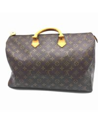 Louis Vuitton - Multicolor Authentic Hand Bag M41522 Tan M41522 - Lyst