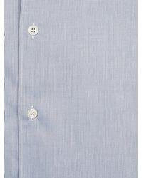 Versace - Shirt Blue for Men - Lyst