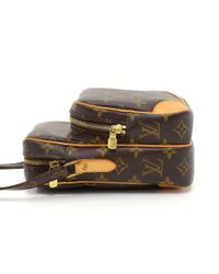 Louis Vuitton - Brown Amazone Monogram Canvas Messenger Bag for Men - Lyst
