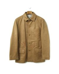 5449ea0b233 Lyst - Brunello Cucinelli Coverall Brown Xs in Brown for Men