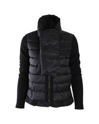 Moncler - Black Women's Padding Jacket - Lyst
