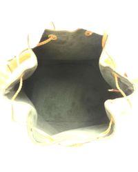 Louis Vuitton - Vintage Noe Large Brown Cipango Gold Epi Leather Shoulder Bag - Lyst