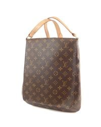 Louis Vuitton. Women s Brown Monogram Canvas Shoulder Bag M51256 Musette b9af0e2e914f7