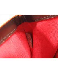 Louis Vuitton - Brown Verona Mm Shoulder Bag Ebene Damier N41118 - Lyst