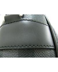 Louis Vuitton - Black Tadao 2way Cross Body Tote Bag N 51192 Damier Graphite Canvas - Lyst