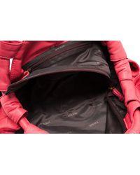 Loewe - Pink Pre-owned Sheepskin Leather Bag - Lyst