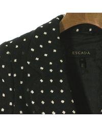 ESCADA - Tailored Jacket Blue 36 - Lyst
